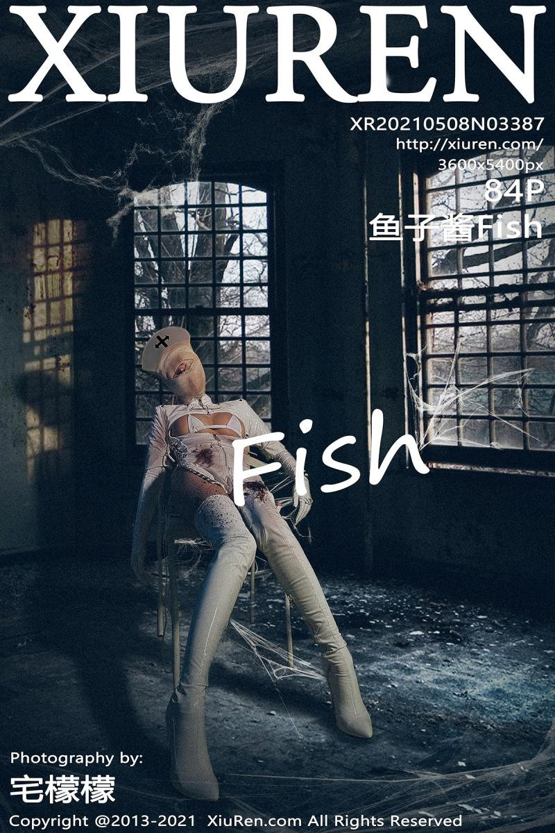 [XiuRen] 秀人网 [XIUREN] 2021.05.08 鱼子酱Fish