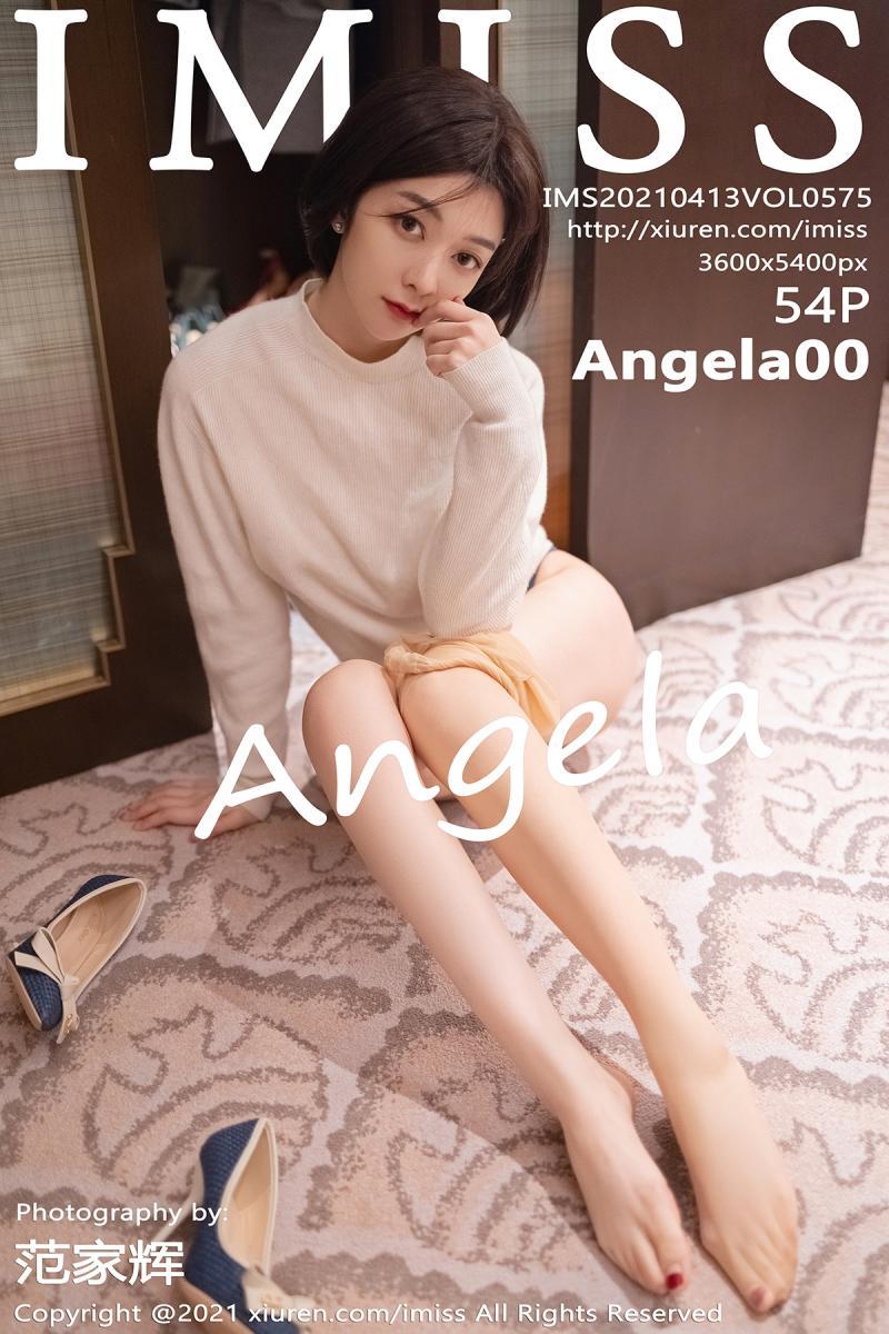 [IMISS] 2021.04.13 VOL.575 Angela00