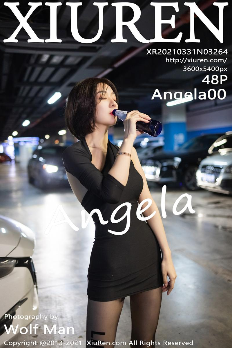 [XIUREN] 2021.03.31 Angela00
