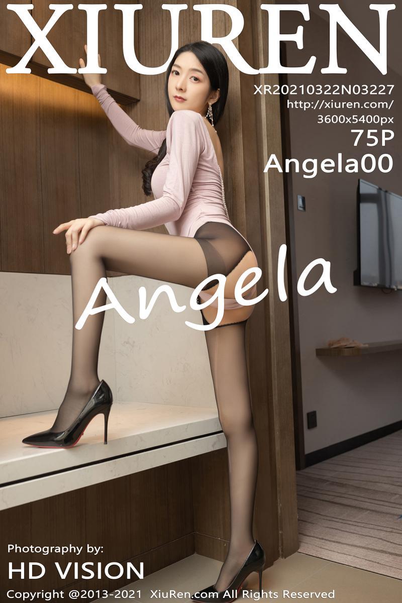 [XIUREN] 2021.03.22 Angela00